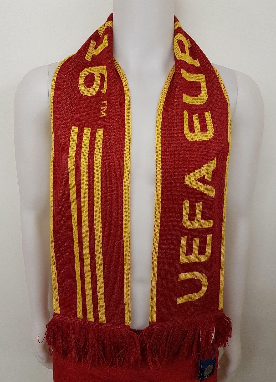 Adidas Spanien Spanien Spanien Schal Fanschal FEF Scarf Heim Fanartikel Espana Spain EM WM  | Neuankömmling  7b2de3