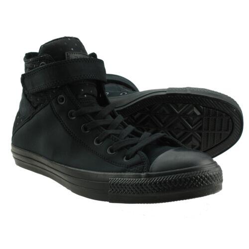 Converse ctas Hi ctas brea neoprene Hi Black/Black/Black Chuck Taylor Chucks sch
