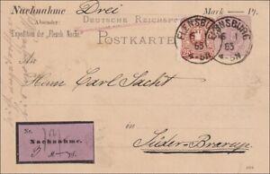 Ganzsache-als-Nachnahme-von-Flensburg-nach-Sueder-Brarup-1885