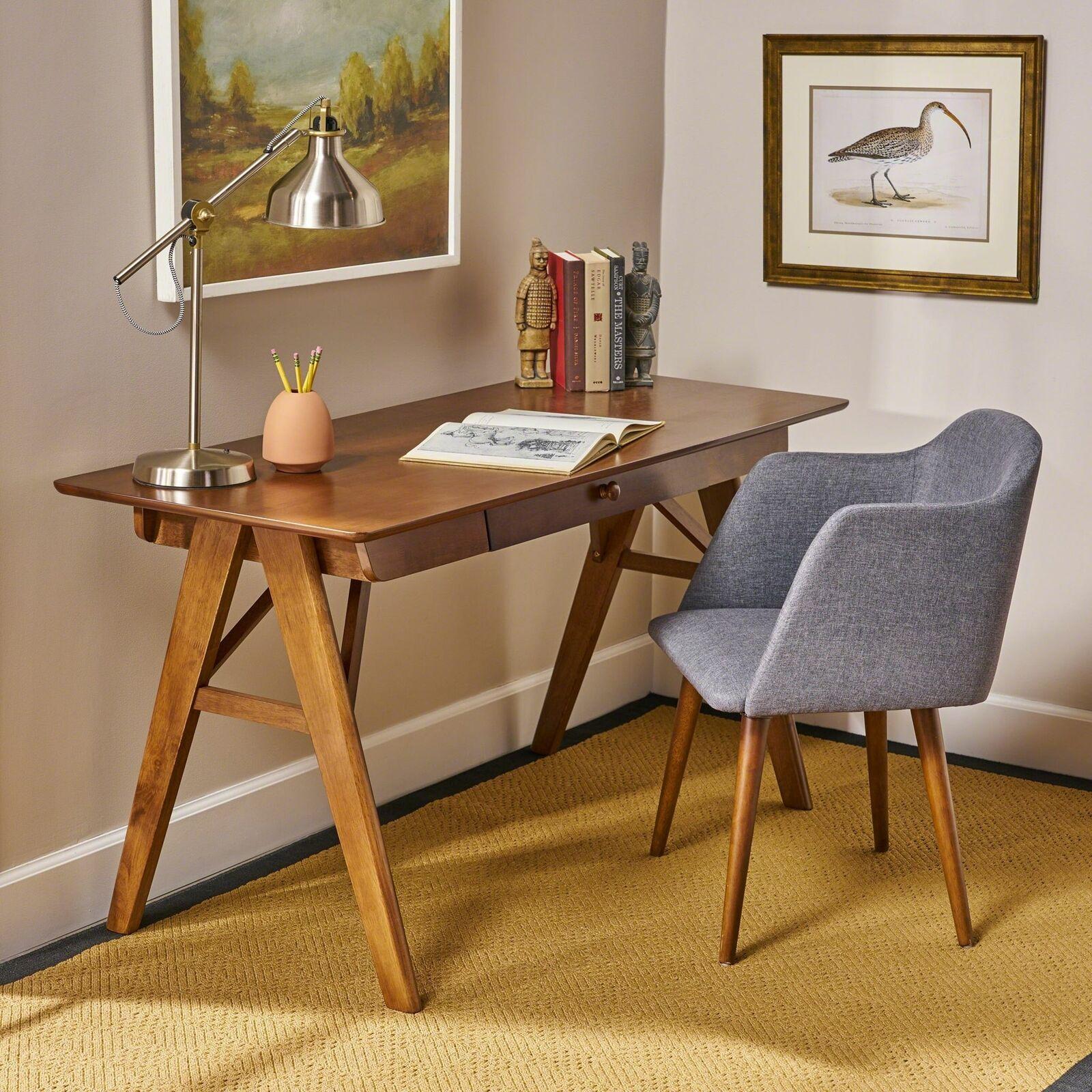 Wood Desk For Sale Online Ebay