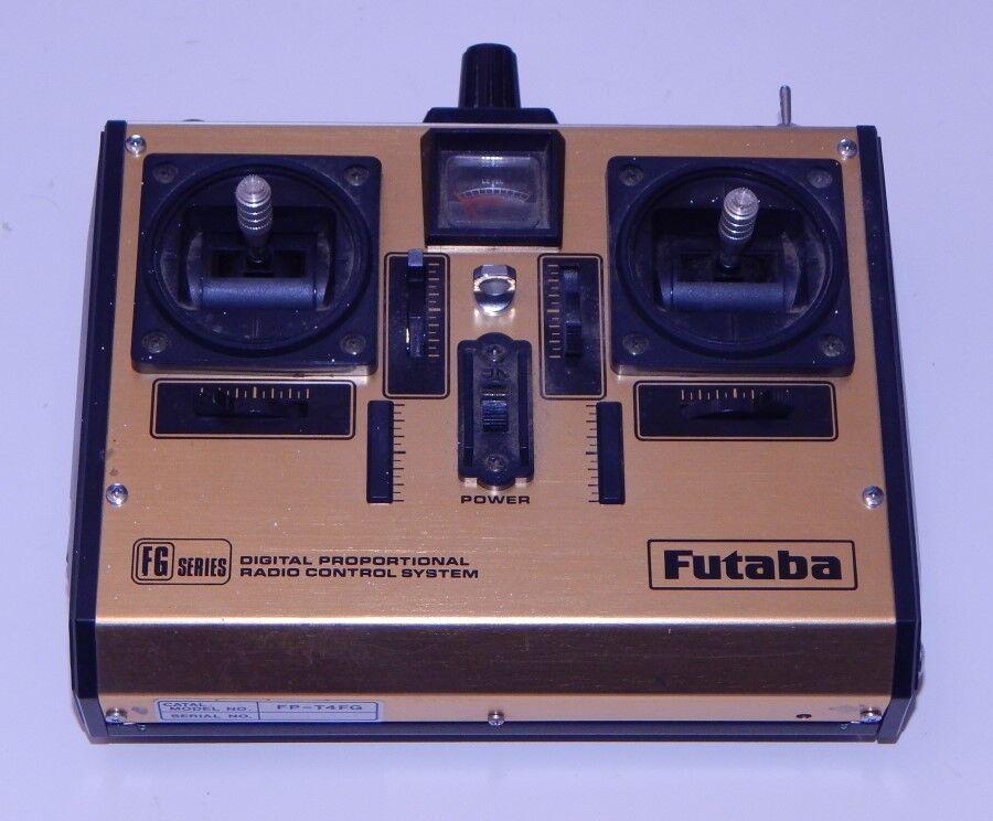 Futaba FG Series FP-T4FG/K Radio oro Series Radio Controller Transmitter R15033