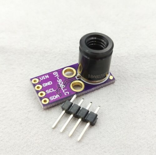 GY-906LLC-621BAB 4X16 infrared array temperature sensor module MLX90621