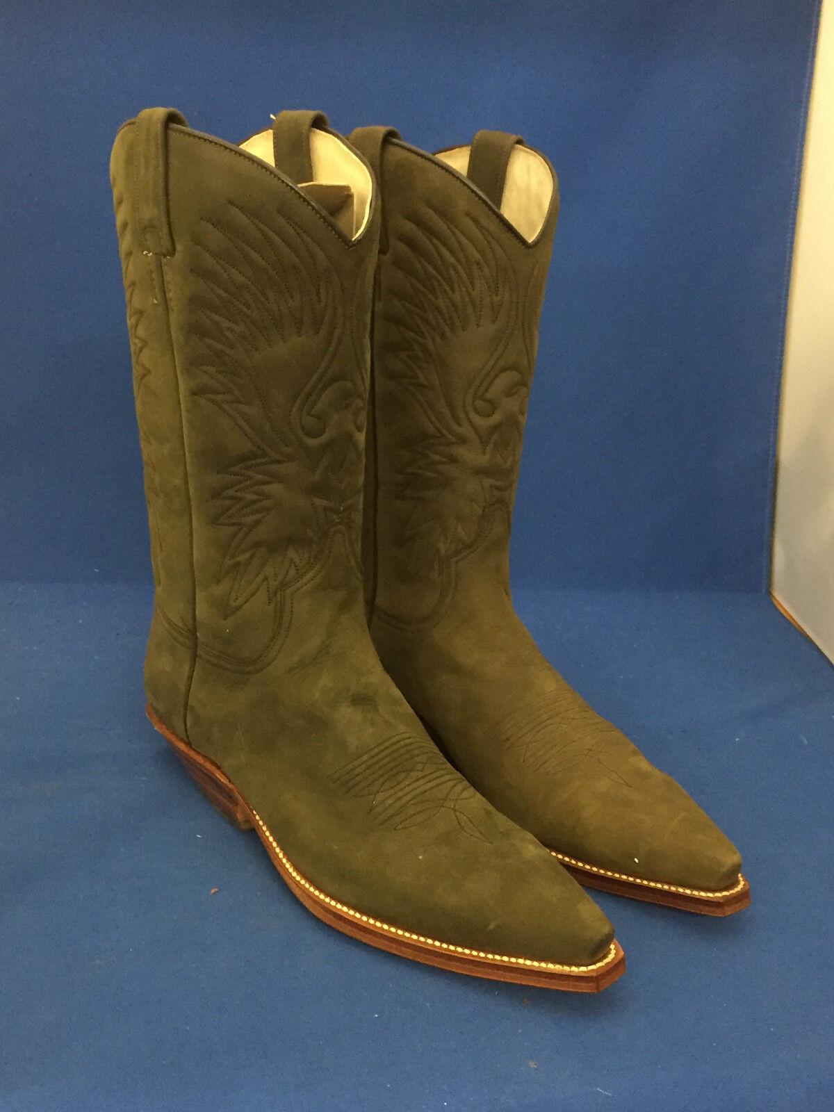 Buffalo westernstiefel  vidal Stiefel cowboystiefel stiefel westernstiefel Buffalo leder neu  gr.  40 996fb8