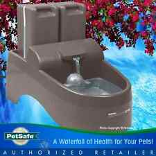 PetSafe Drinkwell Outdoor Fountain Indoor Large Dog Multi-Pet 3.5 Gal DDOG-INOUT