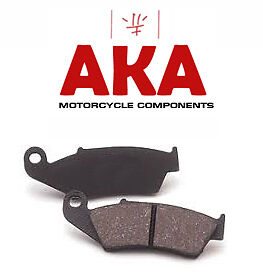 Front Brake Pads Honda NTV650 J-V 1988 to 1997