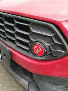 Stemma-Logo-Fregio-Scorpione-Abarth-124-Spider-tappo-gancio-traino