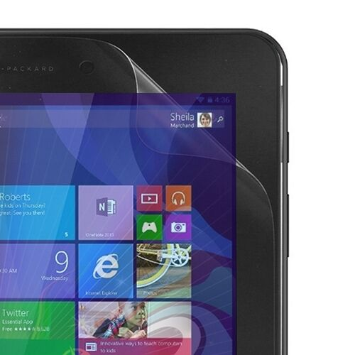 Retail HP Screen Protector for HP Stream 7 Tablet - K1V12AA#ABL model # 57xx