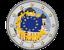 miniature 1 - Pièces & Monnaies Estonie 2 Euro 2015 - 30ème anniversaire du drapeau de