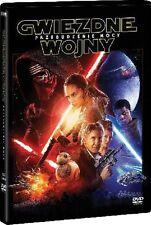 GWIEZDNE WOJNY VII. Przebudzenie mocy DVD POLISH Shipping Worldwide