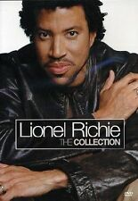 LIONEL RICHIE The Collection DVD BRAND NEW PAL Region 0