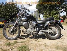 Ersatzteile Yamaha XV535 Virago 3BR 2YL vorverlegte Fußrastenanlage Fischer FS14