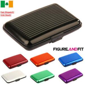 Metal-Aluminium-RFID-Blocking-Credit-Card-Holder-Wallet-Case-Box-Waterproof-ID
