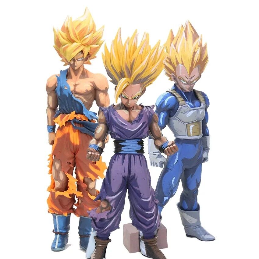 MSP Dragon Ball Z Master Stars Piece Son Goku Manga Dimension gohan Super Saiyan