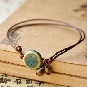 Moda-donna-Bell-catena-cavigliera-braccialetto-piedi-Sandalo-Beach-Foot-Jewelry