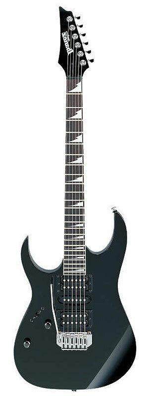 IBANEZ GRG170DXL-BKN Gio E-Gitarre Lefthand