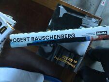 Robert Rauschenberg by Robert Rauschenberg (2016, Hardcover)