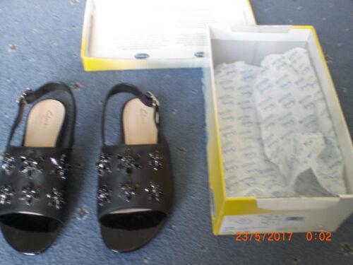 And 39 Never Clarks Uk Eur 6 scarpe Size In Box Worn Still xqXUqzACw