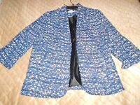 Alfred Dunner, Size 8, Nwt, Blazer, Gorgeous