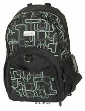 Jeep Nebraska Backpack Rucksack Laptop Bag Ph907 Black for