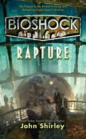 Bioshock: Rapture By John Shirley, (mass Market Paperback), Tor Books , New, Fre