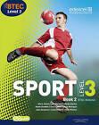 BTEC Level 3 National Sport Book 2: Book 2 by Mark Adams, Alex Sergison, Nick Wilmot, Adam Gledhill, Louise Sutton, Wendy Davies, Ray Barker, Chris Lydon (Paperback, 2010)