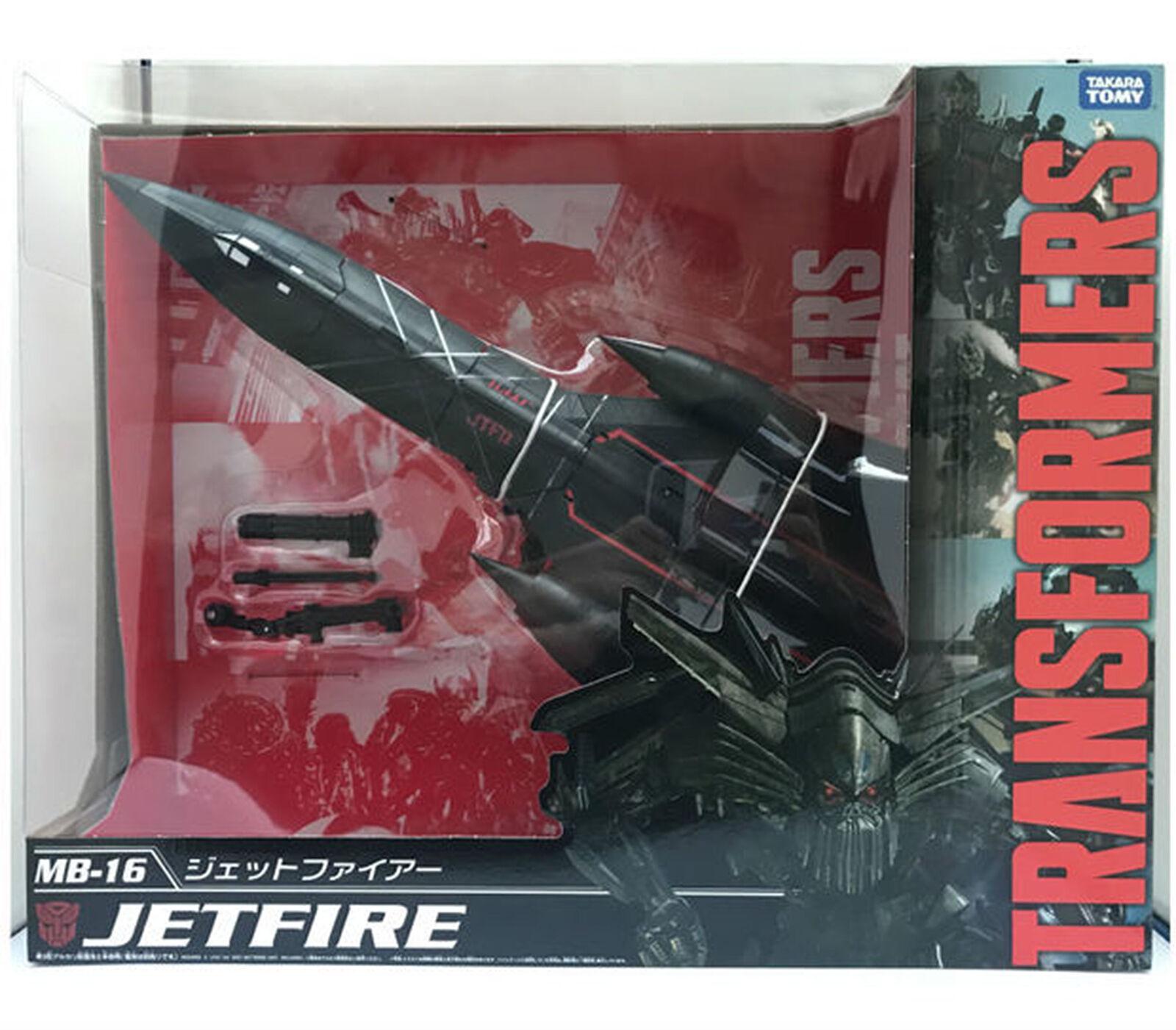 Transformers Película El Mejor MB-16 Jetfire Figura De Acción Juguete 10th aniversario