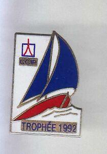 RARE-PINS-PIN-039-S-BATEAU-BOAT-VOILIER-VOILE-SAILSHIP-GCIP-1992-9B