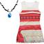 Halloween-Moana-Costume-Hawaiian-Princess-Fancy-Cosplay-Dress-Necklace-Set