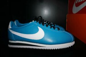 check out d03e8 38810 Image is loading Nike-Cortez-Premium-iD-NikeID-Classic-Leather-Black-