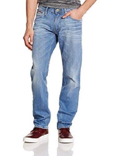 Hilfiger Ryan Straight Fit denim Jeans W34 L30 BRAND NEW WITH TAGS