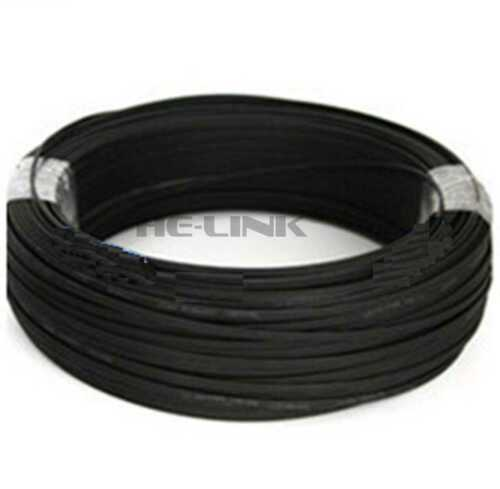 120M SC-SC Outdoor Armored Singlemode Simplex Fiber Optic Cable Patch Cord