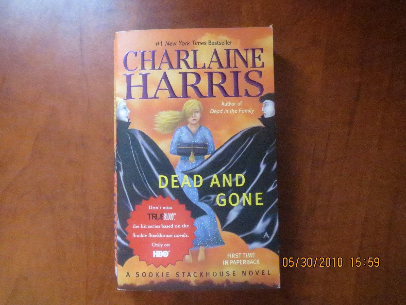 Sookie Stackhouse Novels Pdf