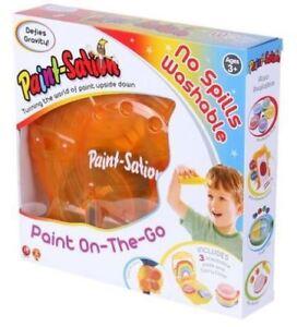 Paint-Station-Paint-on-The-Go-Set-No-Mess-3-Washable-Paint-Pods-2Brushes-amp-Paper