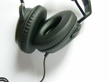 2 Ohrpolster Kunstleder 130x115 mm f. zB Sony  MDR-CD950  MDR CD950 Kopfhörer