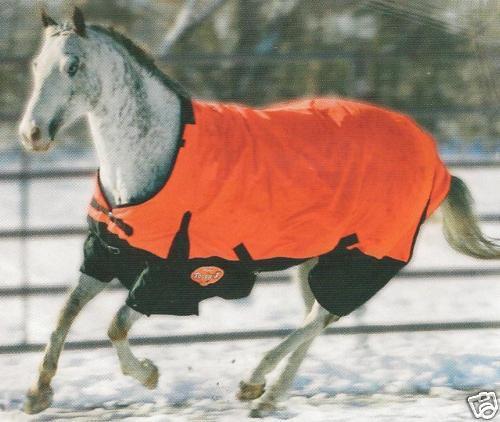 Pony  Horse   Mule ...Waterproof Blanket Red 69  w shoulder Gusset & Tail Cover