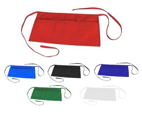3 Cuisine Taille tablier avec 3 poches restuarant idéal pour la maison cadeaux Commerce de Gros