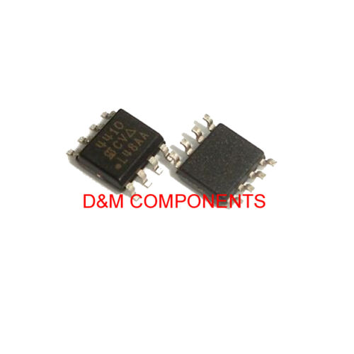 Si4410DY N-Channel TrenchFET Power MOSFET 2 or 5 Pack:1 0.0135Ω 30V 10A