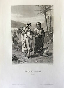 Ruth-and-Noemi-Bible-Engraving-1863