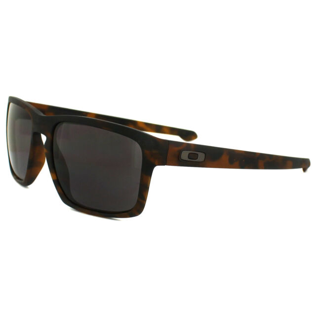 48f2af2f1b Oakley Sunglasses Sliver Matte Brown Tortoise 57 for sale online