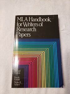 (PDF) MLA Handbook for writers of research papers (7 th edition | Anand Sharma - blogger.com