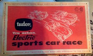 Image Is Loading Vintage Tudor Electric Sports Car Race