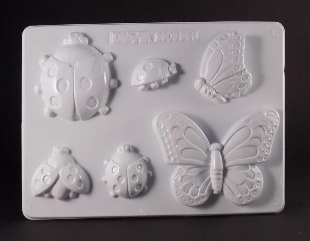 1 Schmetterling 12,5 cm Gießform