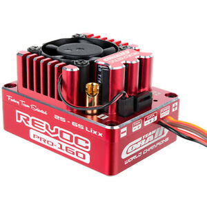 Corally-C-53004-Revoc-PRO-Red-2-6S-BL-ESC-1-8-Sensred-amp-Sensorless-Motors-160A