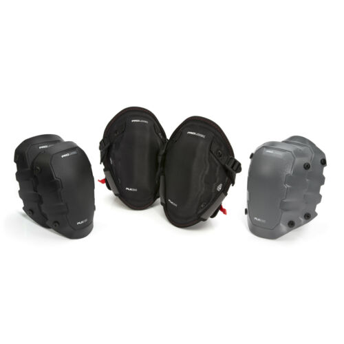 PROLOCK 42062 3-Piece Gel Knee Pad and Cap Attachment (Combo Pack)