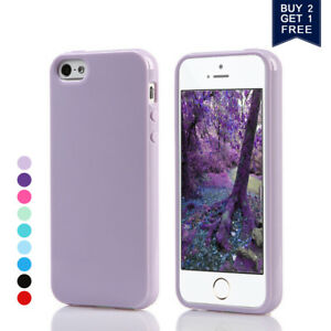Ultra-Thin-Soft-TPU-Rubber-Candy-Case-Cover-For-Apple-iPhone-8-7-Plus-6-6S-Plus