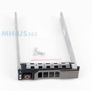 G176J-2-5-034-SAS-SATA-HDD-Hard-Drive-Tray-Caddy-for-DELL-PowerEdge-R610-R720-R810