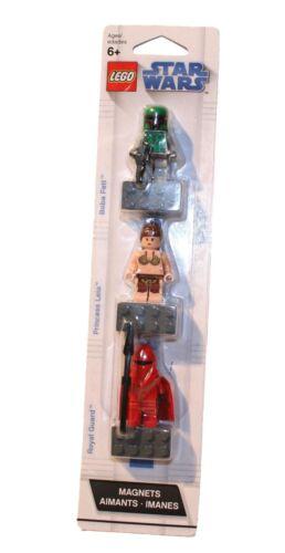 LEGO® Star Wars 852552 Magnetfiguren Boba Fett Leia Royal Guard NEU OVP MISB /'09
