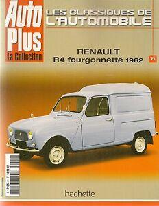 LES-CLASSIQUES-DE-L-039-AUTOMOBILE-71-RENAULT-R4-FOURGONNETTE-1962-RENAULT-KANGOO