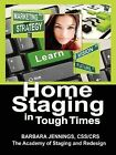 Home Staging in Tough Times by Barbara Jean Jennings (Paperback / softback, 2009)
