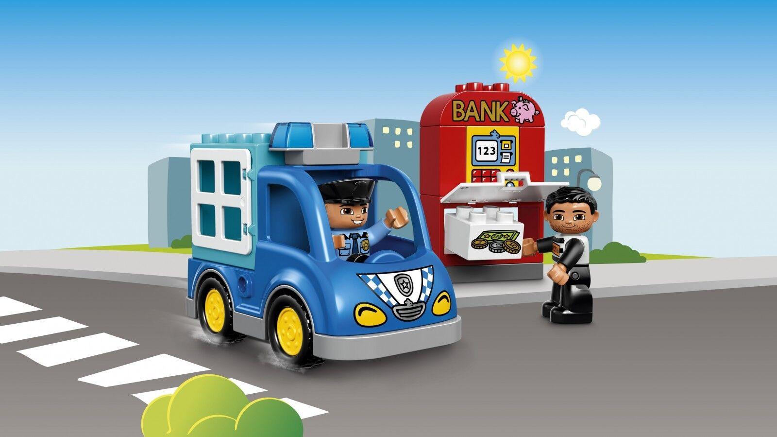 LEGO® DUPLO® 10809 Polizeistreife NEU OVP_ Police Patrol NEW MISB MISB MISB NRFB 6a064a